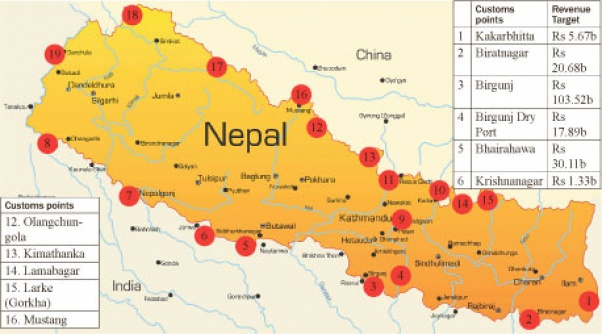 What every nepali needs to know about getting petrol or lp gas from none of the road ports to china are presently open the one in tatopani was gumiabroncs Gallery